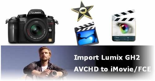 lumix avchd to imovie