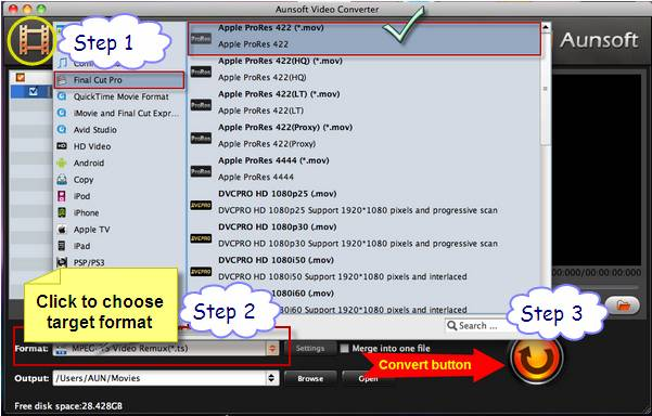 Canon to FCP – importing Canon videos to Final Cut Pro (X)