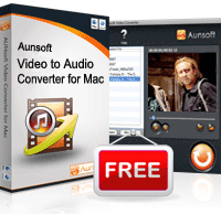 Video to Audio Converter for Mac Free
