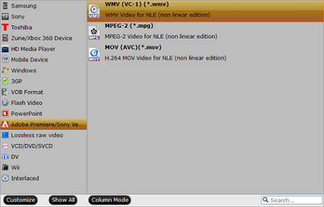 Reliable way to play back the raw MXF files on my PC with