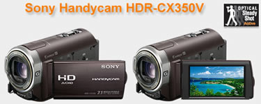 Sony Handycam HDR-CX350V Review