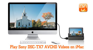 Play Sony TX7 1080 MTS iMac
