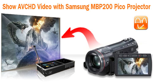 Show AVCHD MBP200 Pico Projector