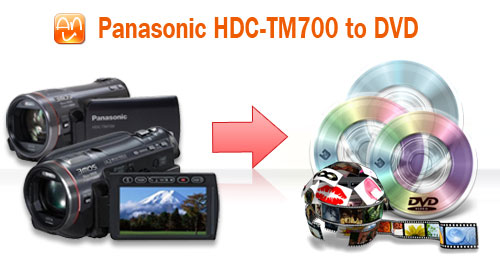 Panasonic HDC-TM700 MTS DVD