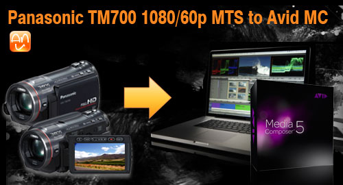 TM700 1080-60p Avid Mc Mac