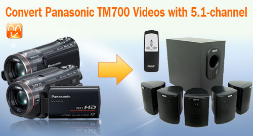 TM700 Video Surround Sound