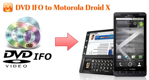 DVD ifo to Motorola Droid X