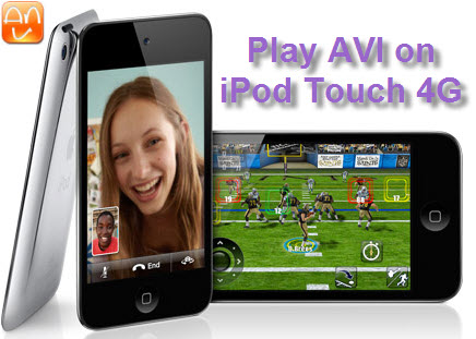ipod touch 4g. AVI to ipod touch 4g converter