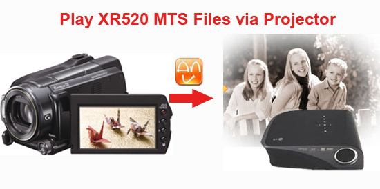 Convert Sony-XR520 MTS to MPG