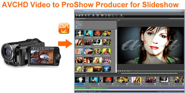 Cam Video Slideshow Proshow