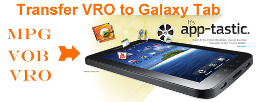 play vro mpg galaxy tab mac