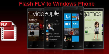 flash video windows phone 7