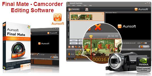 Was ist Videobearbeitung Software?