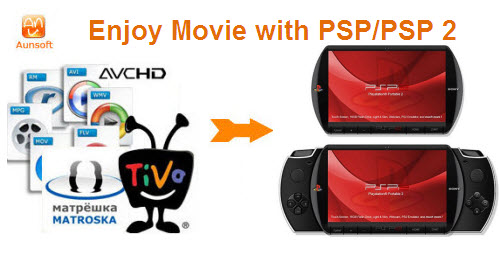 enjoy movie with psp psp2
