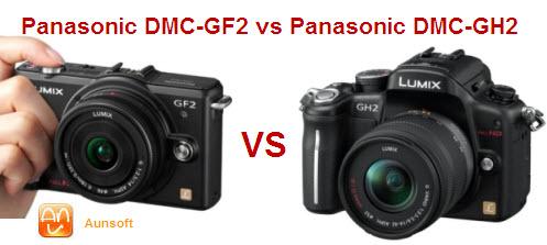 GF2 vs GH2 - Convert/Transfer Panasonic Lumix AVCHD to Final