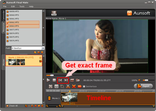 Cut/join GH2 Video without re-encoding, tsmuxer or Final Mate ...