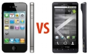 Droidx vs iPhone 4 Main