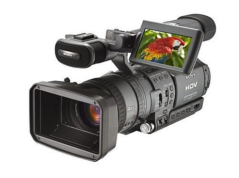 Sony HDR-FX1 - 3CCD camcorder