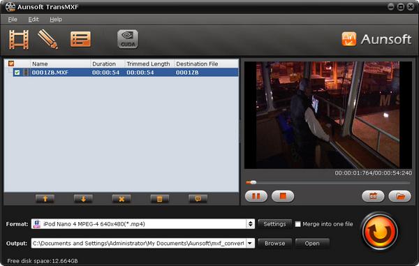"Aunsoft TransMXF  Pro – MXF 视频文件格式转换软件丨""反""斗限免"