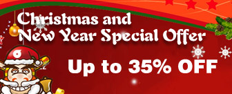 Aunsoft Studio offers special discount during Christmas and New Year. Get video converter software at super low cost.